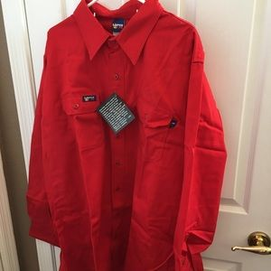 Other - Nwt men's lapco fr shirt 3x